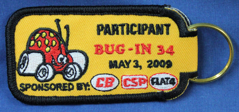 BUG-IN #34 Key Chain
