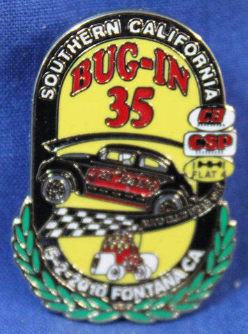 BUG-IN #35 Pin