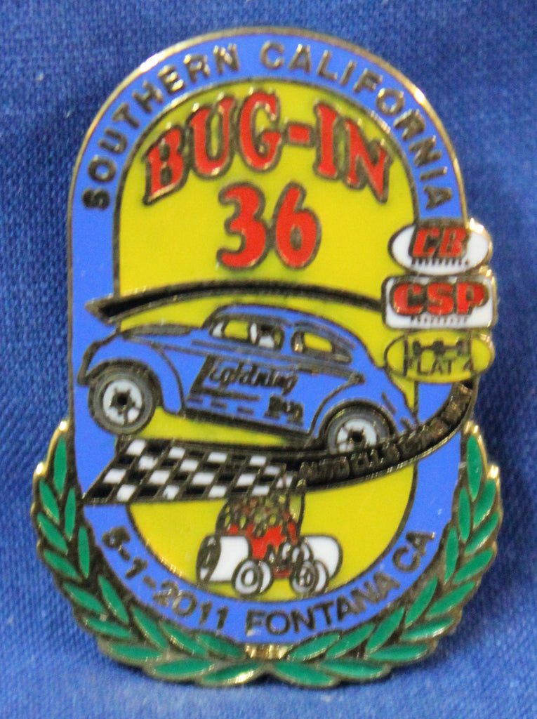 BUG-IN #36 Pin
