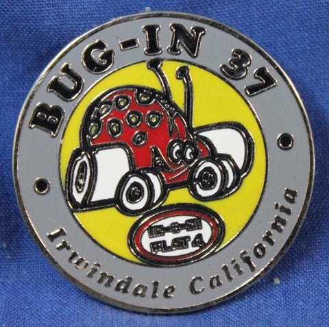 BUG-IN #37 Pin