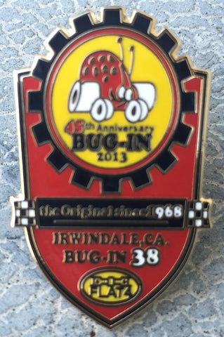 BUG-IN #38 Pin