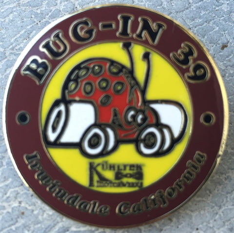 BUG-IN #39 Pin