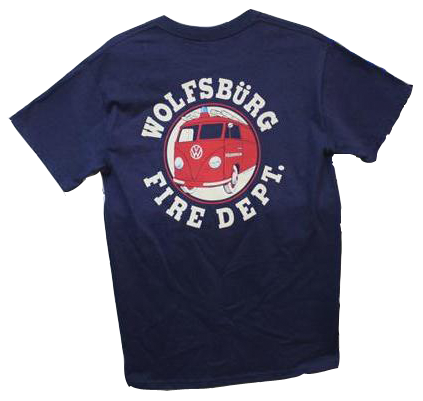 Wolfsburg Fire Dept. T-Shirt