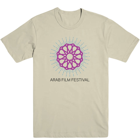 Arab Film Festival Logo Men's Tee