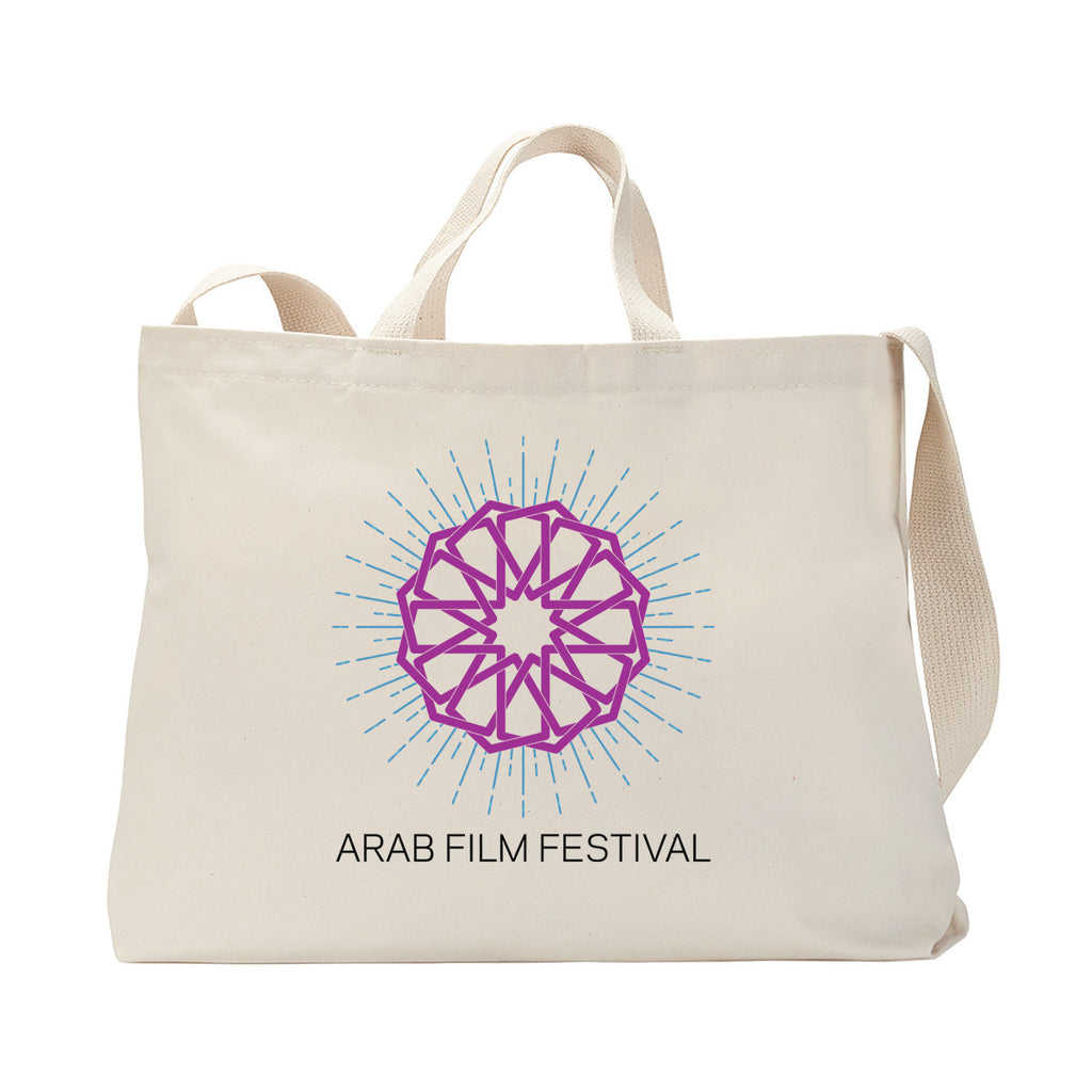 Arab Film Festival Logo Tote Bag
