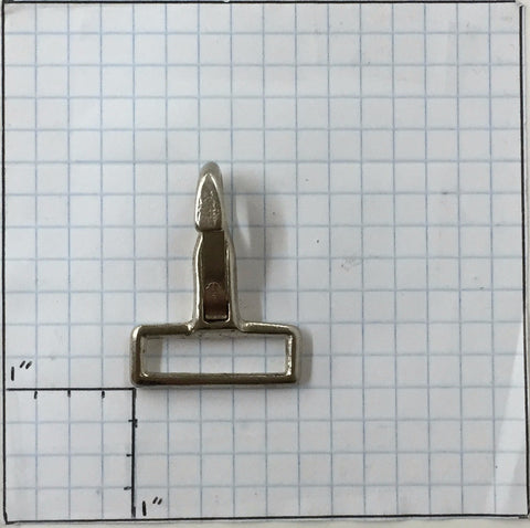 "Rectangle Snap - 1-3/4"" x 1"" - NP"
