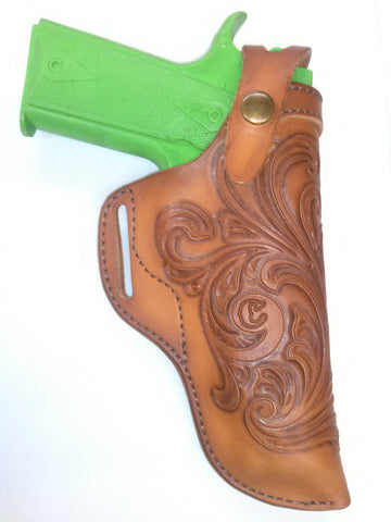 Custom Made .45 Caliber Gun Holsters