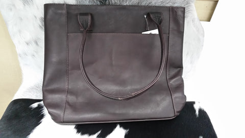 Piel - Leather Tote Bag