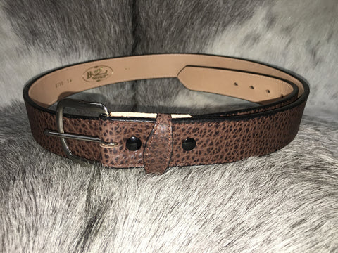American Buffalo Leather Belt