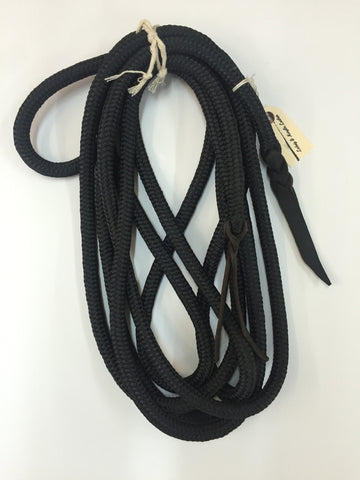 22' Braided Nylon Mecate Reins