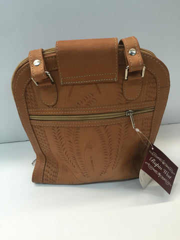 Ropin' West - Leather Purse