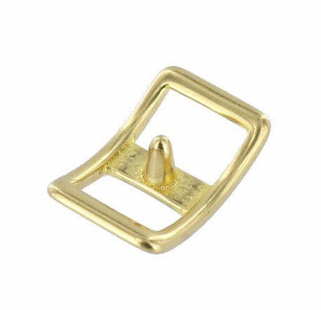 #210 Conway buckle -Solid Brass