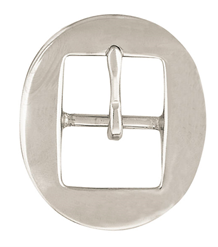 Cart Buckle - Nickel Plated