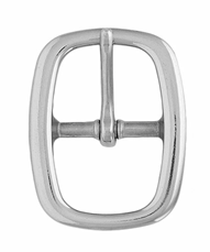 5705 Halter Buckle - Stainless Steel