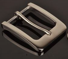 Belt Buckle - Nickel plated over Solid Brass