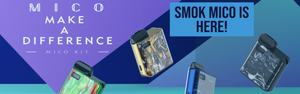 Smok Mico Pod System In2Vapes Toronto Vaughan Newmarket Woodbridge Alliston Ontario Canada