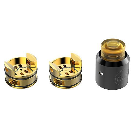 DPRO RDA - CoilArt - IN2VAPES
