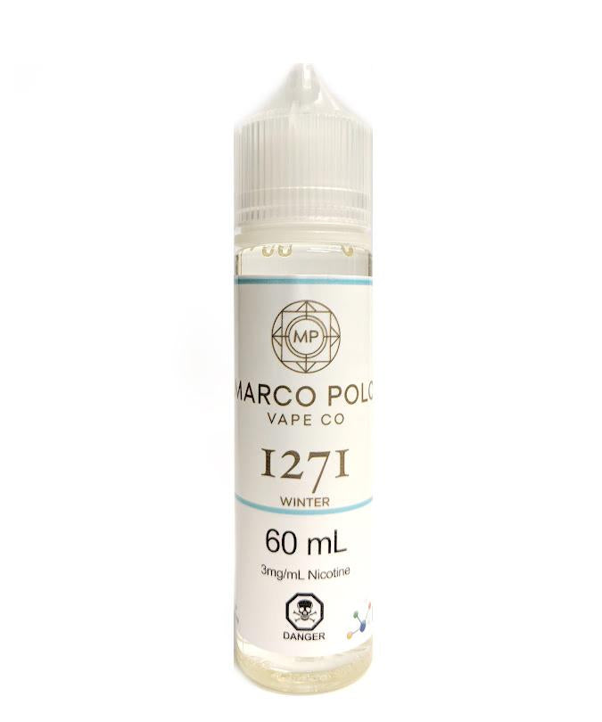 1271 Winter Marco Polo IN2VAPES Alliston Woodbridge Newmarket Vaughan GTA Toronto Ontario Canada