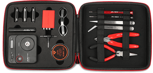 Coil Master DIY Kit V3 - IN2VAPES