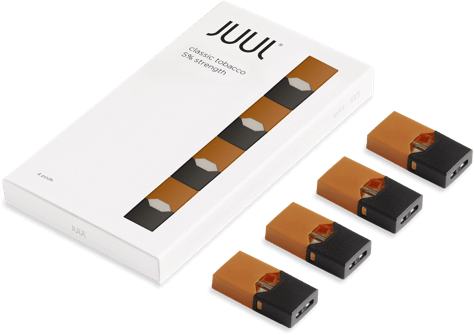 JUUL Prefilled Replacement Pods 5% Alliston Newmarket Vaughan GTA Toronto Woodbridge Ontario Canada