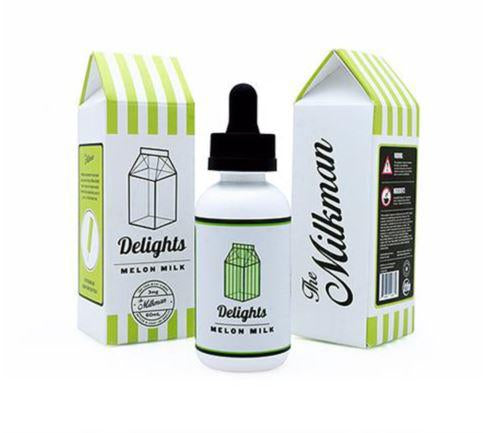 Melon Milk - The Milkman - IN2VAPES