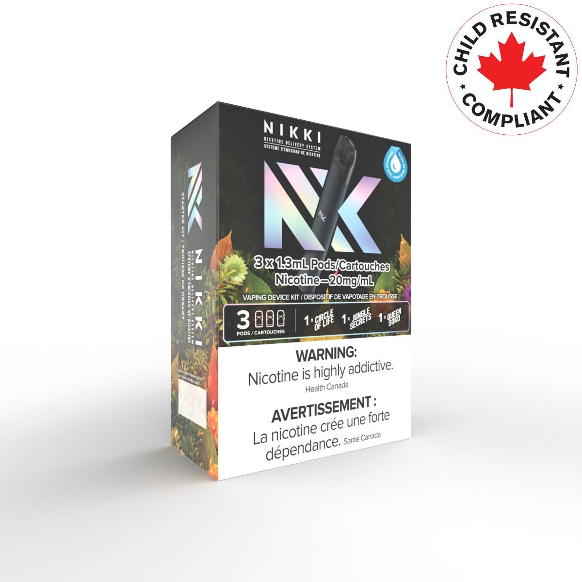 Nikki Starter Kit Alliston Newmarket Woodbridge Vaughan Toronto GTA Ontario Canada