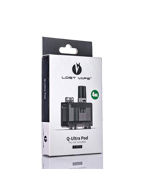 Lost Vape Orion Q-Ultra Replacement Pod Alliston Newmarket GTA Vaughan Woodbridge Toronto Ontario Canada