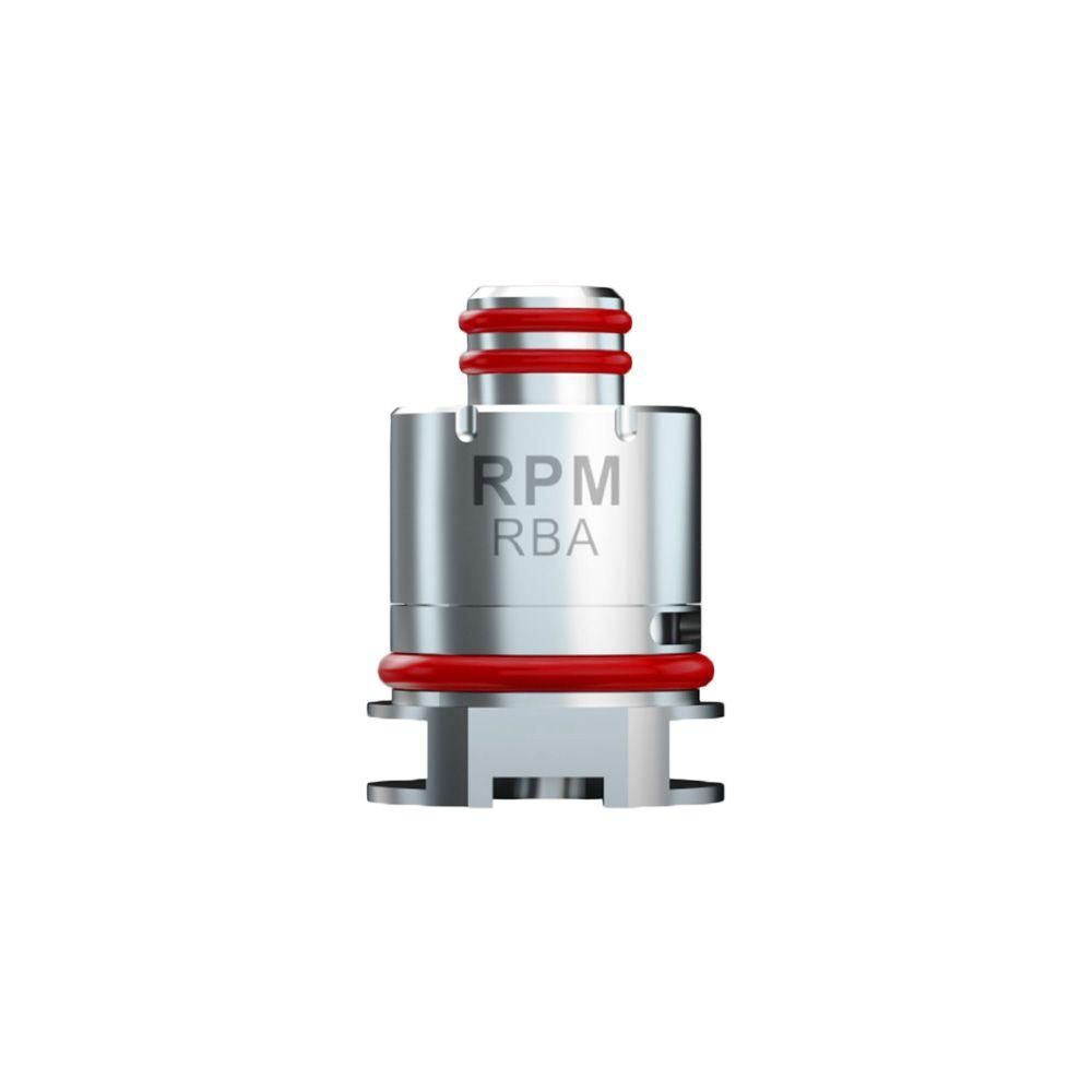 Smok RPM40 RBA Coil Alliston Newmarket GTA Vaughan Woodbridge Toronto Ontario Canada
