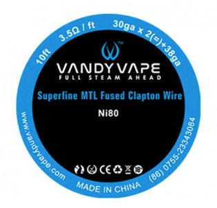 Vandy Vape Mesh Wire - IN2VAPES