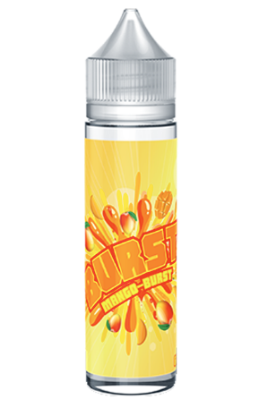 Mango Burst - Burst eLiquid - IN2VAPES