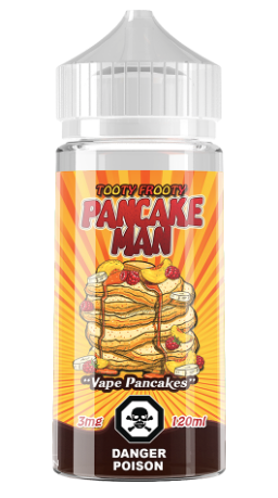 Tooty Fruity Pancake Man - Vape Breakfast Classics - IN2VAPES