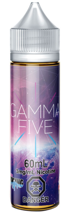 Gamma Five - CloudFire - IN2VAPES