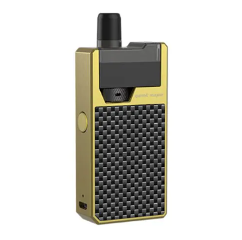 Gold Carbon Geek Vape Frenzy Pod System Alliston Newmarket Vaughan Woodbridge GTA Toronto Ontario Canada