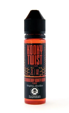 Strawberry Honey Graham Twist E-Liquids Alliston Newmarket Vaughan Toronto GTA Woodbridge Ontario Canada