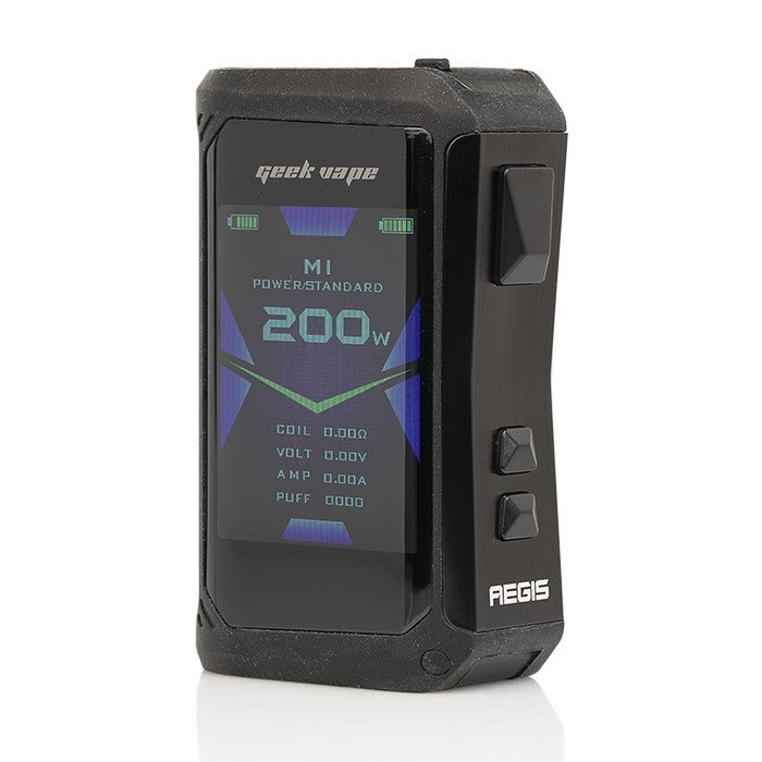 Geek Vape Aegis X 200W Mod Alliston Newmarket Woodbridge Vaughan GTA Toronto Ontario Canada