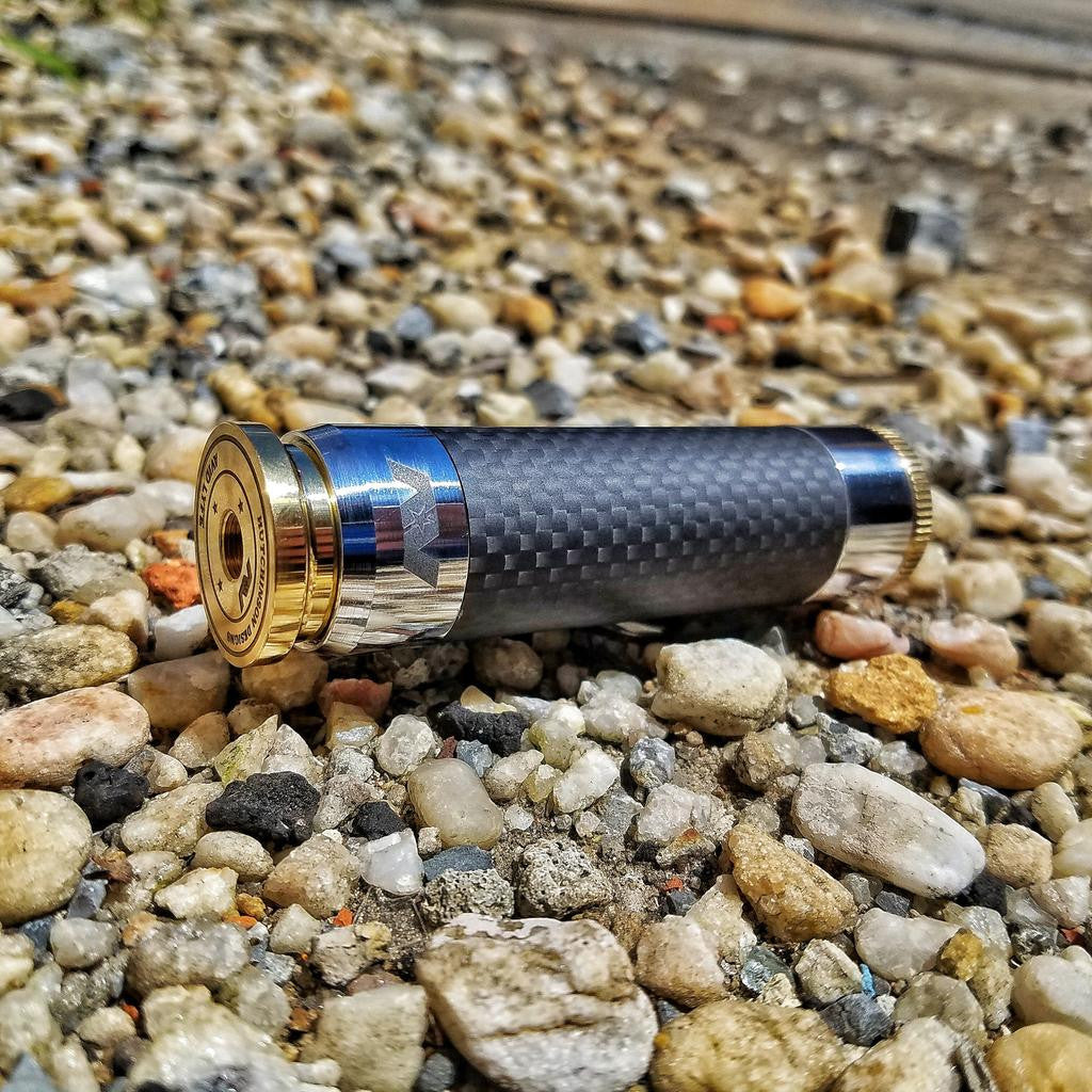 Bare Aluminum Able Competition Mod by Avid Lyfe - IN2VAPES