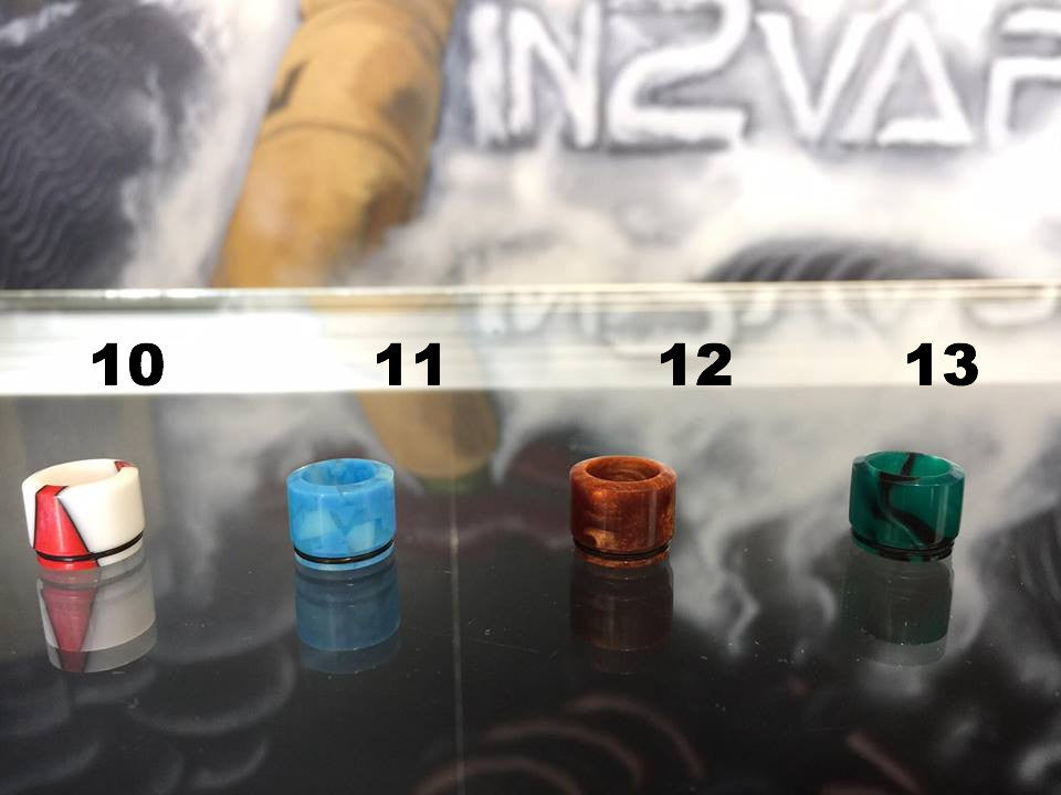 CoilArt Azeroth Tip - Stash Tips - IN2VAPES