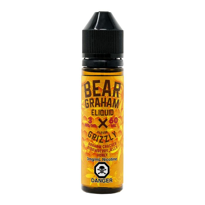 Grizzly - Bear Graham E-Liquid - IN2VAPES
