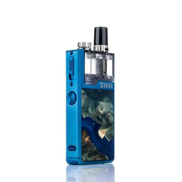 Blue Stabwood  Orion DNA Plus Pod System Lost Vape Newmarket Woodbridge Alliston Vaughan GTA Toronto Ontario Canada