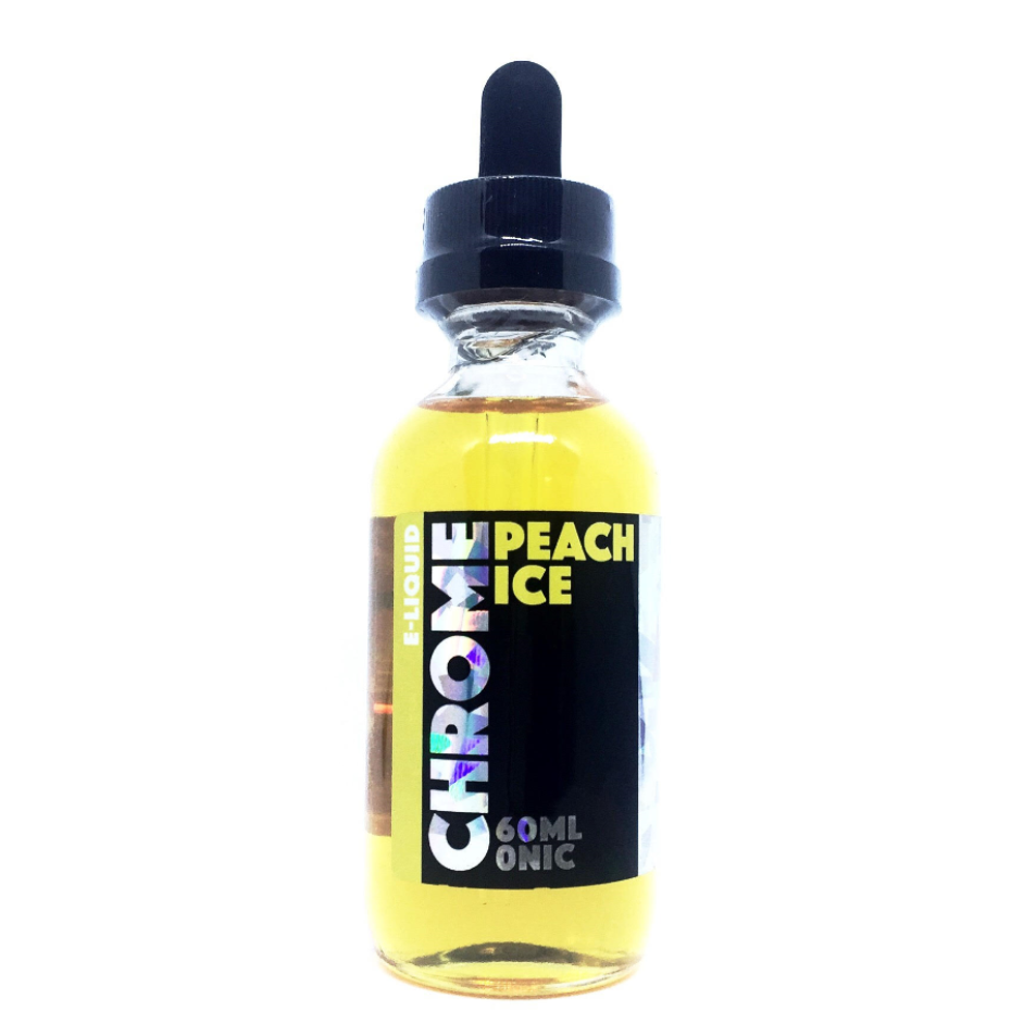 Peach Ice - Chrome - IN2VAPES