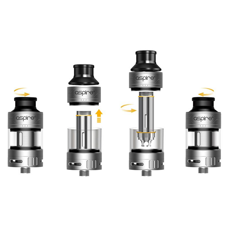 Cleito Pro Tank - Aspire - IN2VAPES