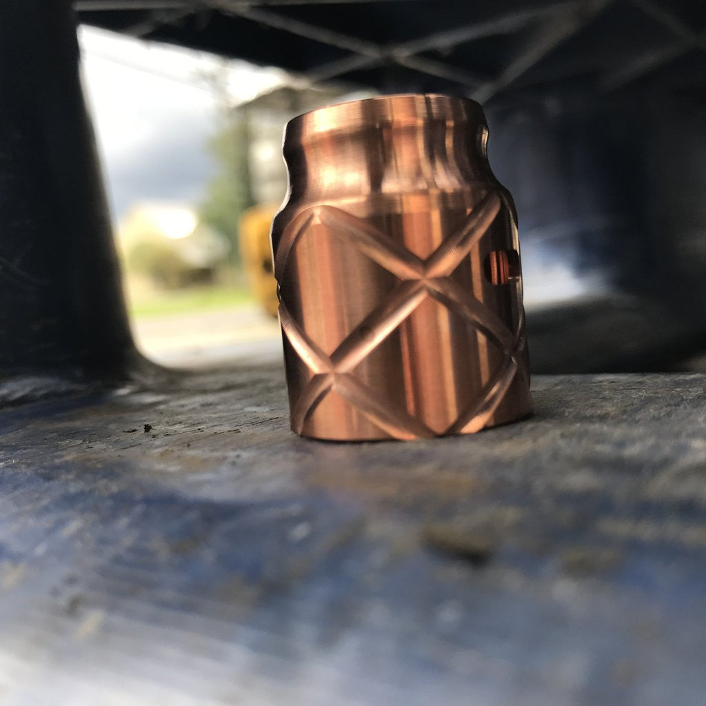 Battle Cap X 24 by Comp Lyfe - IN2VAPES