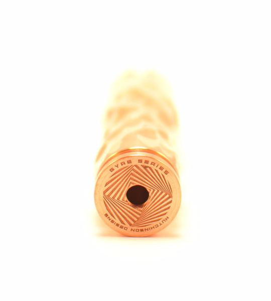 Gyre Dimple Competition Mod by Avid Lyfe - Copper - IN2VAPES