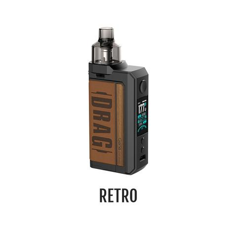 Retro VOOPOO DRAG MAX 177W Kit Alliston Vaughan Woodbridge Newmarket Toronto GTA Ontario Canada