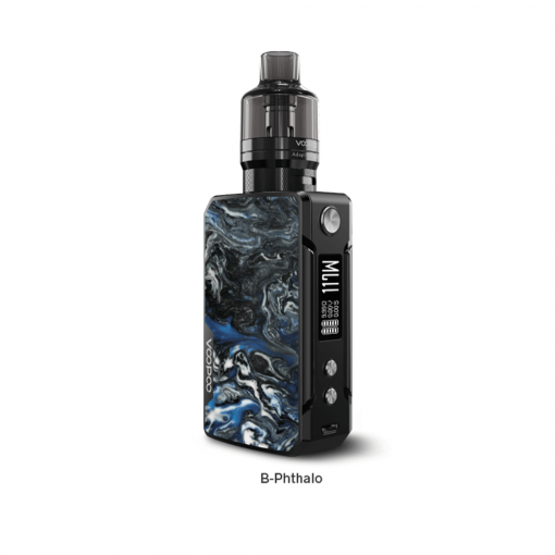 B-Phthalo VooPoo Drag Mini Refresh Kit Alliston Vaughan Woodbridge Newmarket Toronto GTA Ontario Canada