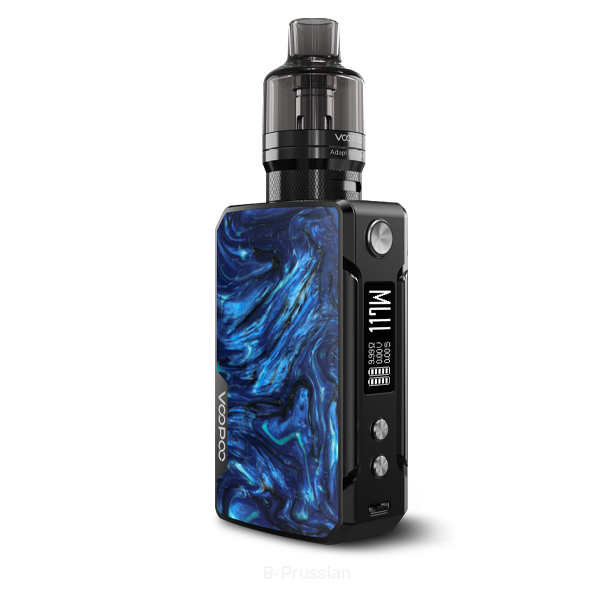 B-Prussian Blue VooPoo Drag Mini Refresh Kit Alliston Vaughan Woodbridge Newmarket Toronto GTA Ontario Canada