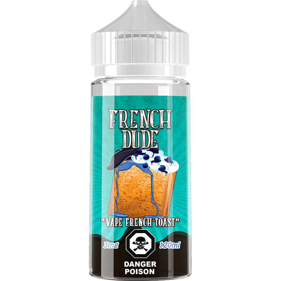 French Dude Vape Breakfast Classics Newmarket Woodbridge Vaughan GTA Toronto Ontario Canada