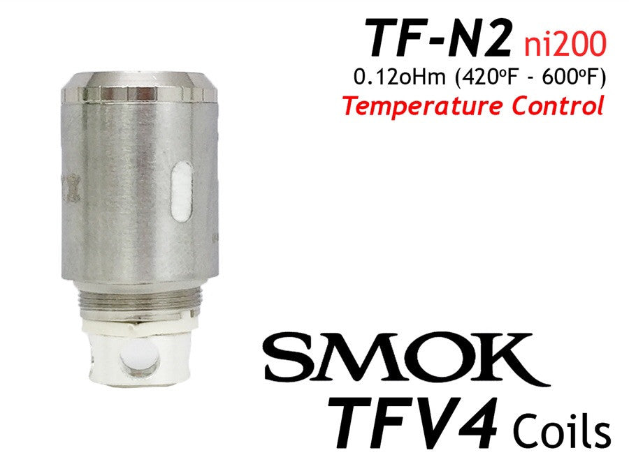 Smok TFV4 Replacement Coils - IN2VAPES