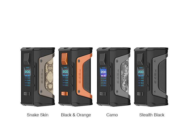Geek Vape Aegis Legend 200W Mod - IN2VAPES