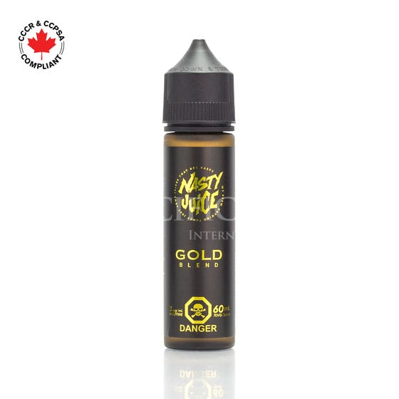 Gold Blend Nasty Juice Tobacco Series Newmarket Woodbridge Vaughan Toronto GTA Ontario Canada